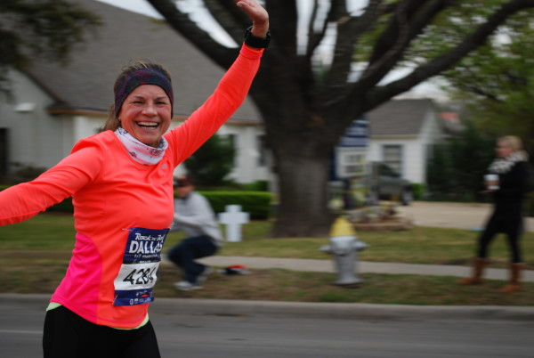 Our sweet Bozena Phillips - Most runners half her age are not half the runner she is
