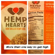My Thoughts on Hemp, Not to Smoke, but to Eat!